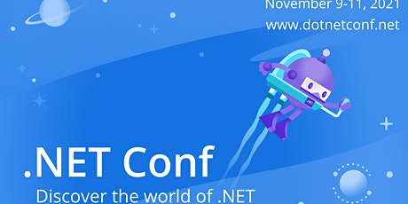 2021 .NET Conference Local event tickets