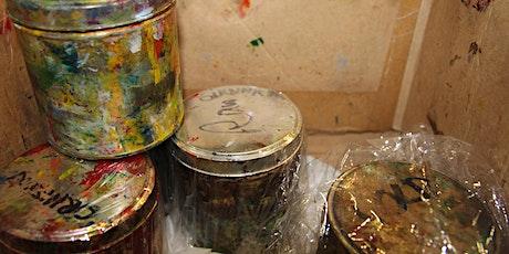 Gallery Oldham: Half-term workshop tickets