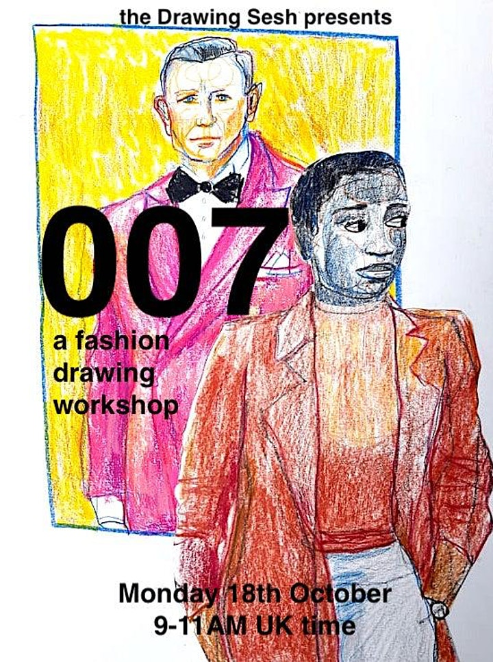 007 FASHION -  FASHION ILLUSTRATION WORKSHOP image