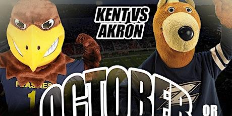 KENT VS AKRON NAPKIN WAR PARTY tickets