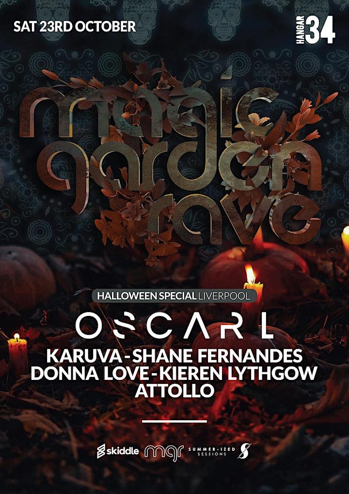 Magic Garden Rave - Halloween image