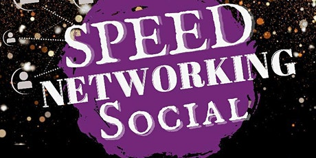Speed Networking Social tickets