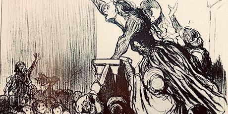 Diritti civili e politici delle donne in Francia (1789-1915) biglietti