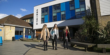 Christ's School Sixth Form Open Evening 2021 tickets