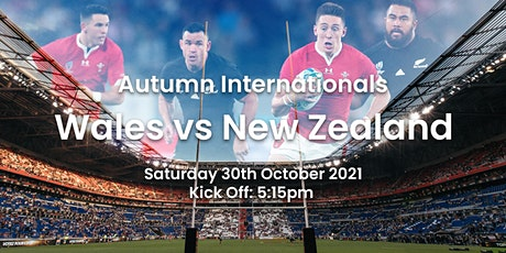 Wales v New Zealand | Rugby Internationals tickets