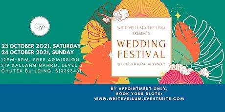 Wedding Festival - October 2021 tickets