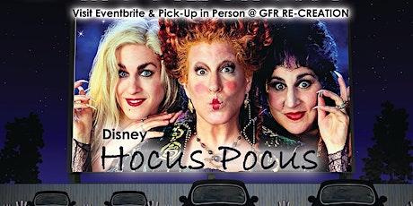 Hocus Pocus: Halloween Party & Drive-in Movie tickets
