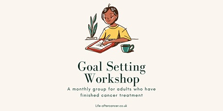 Monthly Goal Setting Workshop tickets