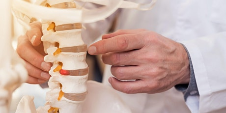 FREE Spinal Health Check tickets