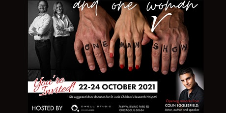 ONE MAN  and ONE WOMAN SHOW tickets