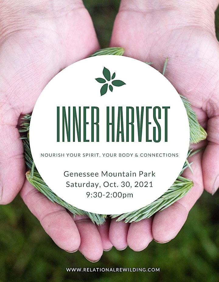 Inner Harvest: Nourish Your Spirit, Body & Connections image