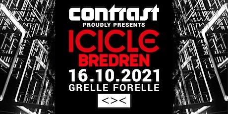 CONTRAST presents ICICLE & BREDREN | 18+ Tickets