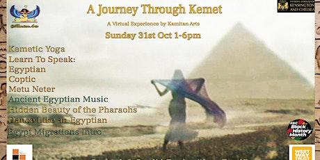 A Journey Through Kemet tickets