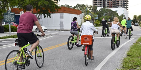 BLVD Bike Rides: Mobility Week tickets