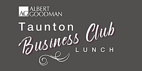 Taunton Business Club Lunch tickets