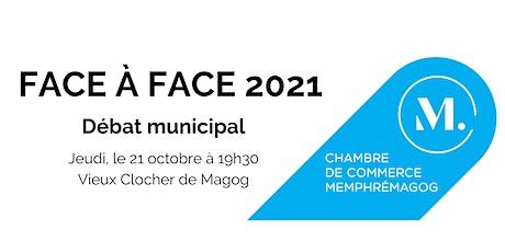Face à Face 2021 billets