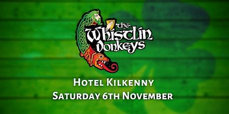 The Whistlin' Donkeys - Hotel Kilkenny *EXTRA DATE* tickets