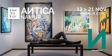 Antica Namur Fine Art Fair 2021 tickets
