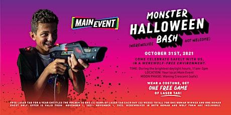 Main Event Entertainment Halloween Bash - Hoffman Estates! tickets