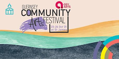 Community Arts Festival: Autumn Wreath Workshop tickets