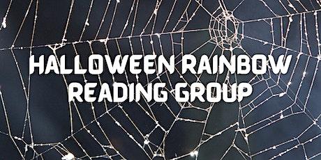 Halloween Rainbow Reading Group tickets