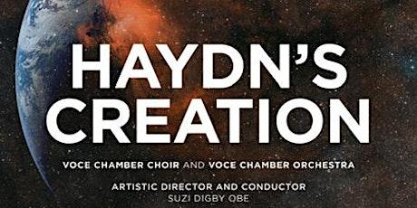 Haydn's Creation tickets