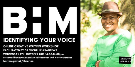 Identifying your voice with Dr Michelle Asantewa tickets