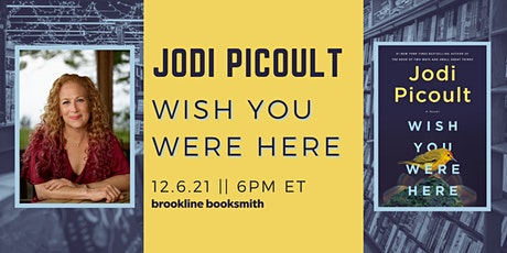Live with Brookline Booksmith! Jodi Picoult with Elin Hilderbrand tickets