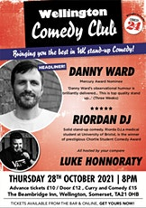 Wellington Comedy Club tickets