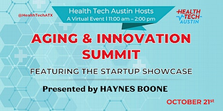 The Aging and Innovation Summit tickets