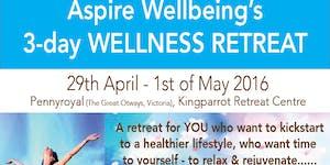Aspire Wellness Retreat 3-days