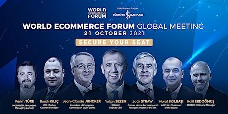 WORLD E-COMMERCE FORUM tickets