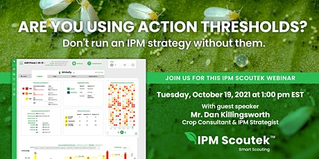 Are you using Action Thresholds? Don't run an IPM strategy without them. tickets