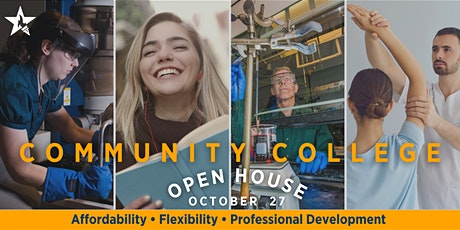 Community College Open House | Counselors, Educators  and Trainers tickets