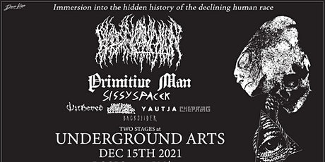 DKP  PRIVATE STOCK- Blood Incantation tickets