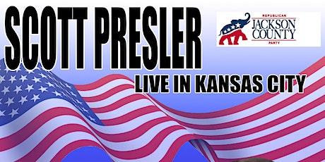 Scott Presler in Kansas City Nov 13 tickets