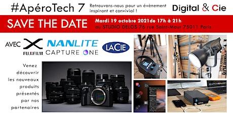 Digital #ApéroTech n°7 billets