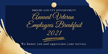SCG Veteran Employees Breakfast tickets