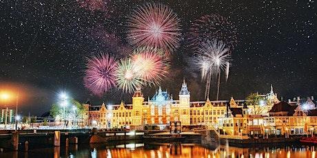 Nouvel An 2022 à Amsterdam + BONUS : Bruges & Anvers billets