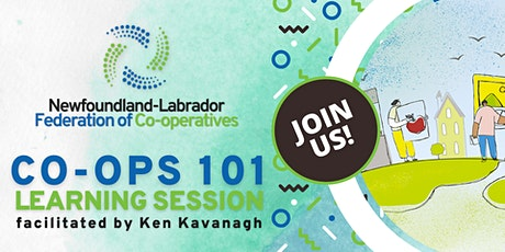 Co-ops 101 Learning Session w/ Ken Kavanagh tickets