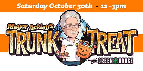 Mayor Ackley's Trunk or Treat tickets