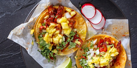 Classic Mexican Street Food - Cooking Class by Cozymeal™ tickets