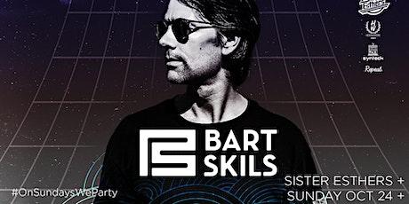 Bart Skils  //  #OnSundaysWeParty // 10.24.21 boletos