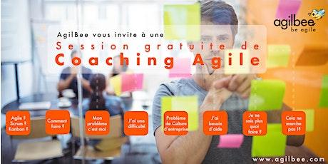 Session Gratuite de Coaching Agile et Individuel à Distance (Gratuit) billets