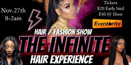 The Infinite Hair Experience tickets