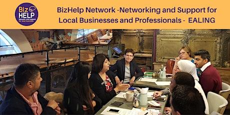 BizHelp London Business Networking - Ealing tickets