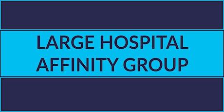 HQIC Large Hospital Affinity Group - Sepsis Workgroup Mtg #1 tickets