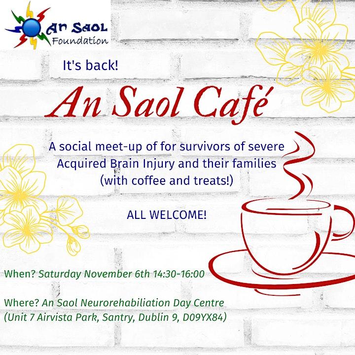 An Saol Café image
