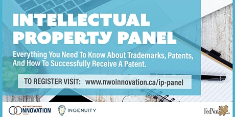Intellectual Property Panel tickets