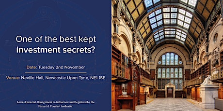 Seminar: Defined Investments – one of the best kept investment secrets tickets